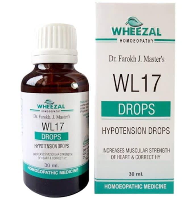 Wheezal WL17 Hypotension Drop