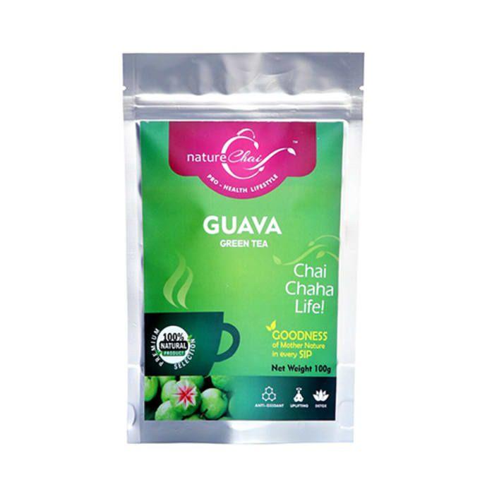 Nature Chai Guava Green Tea