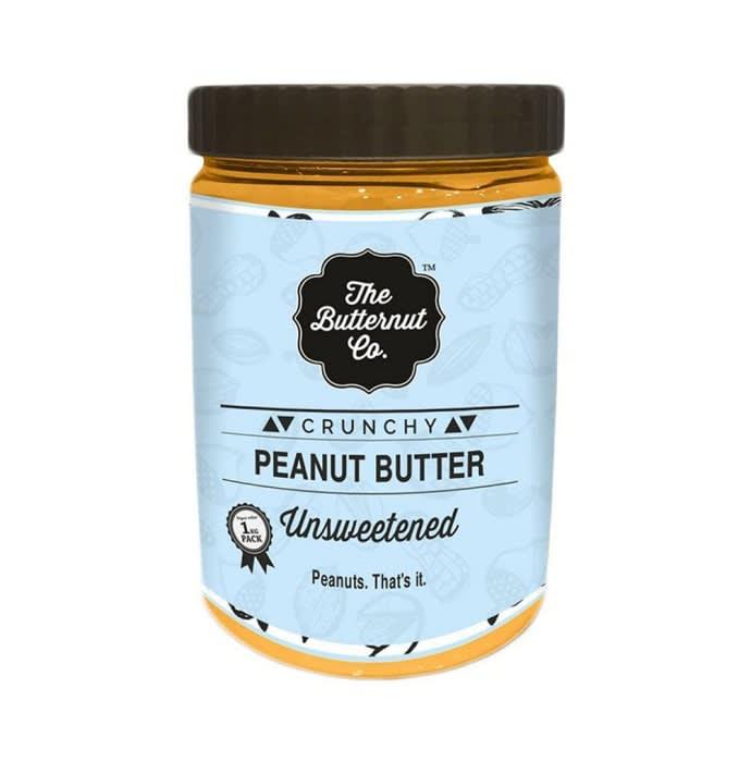 The Butternut Co. Peanut Butter Unsweetened Crunchy