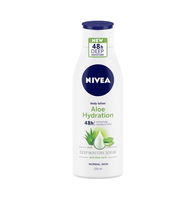Nivea Aloe Hydration Body Lotion for Normal Skin