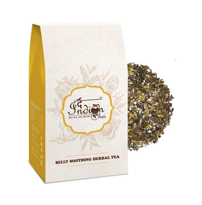 The Indian Chai Belly Soothing Herbal Tea