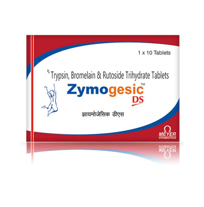 Zymogesic DS Tablet