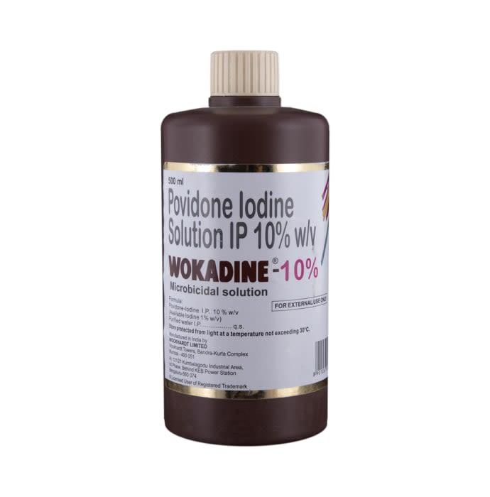 Wokadine 10% Solution