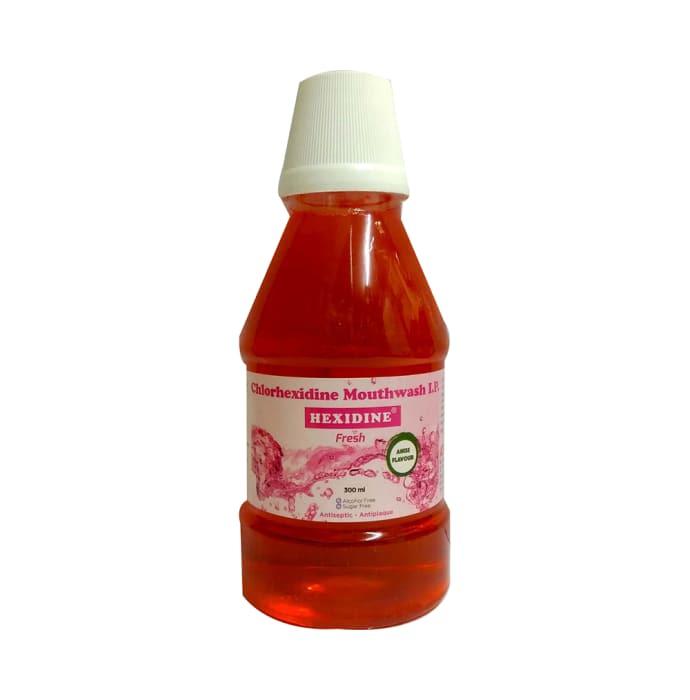 Hexidine Mouth Wash Anise Fresh Sugar Free