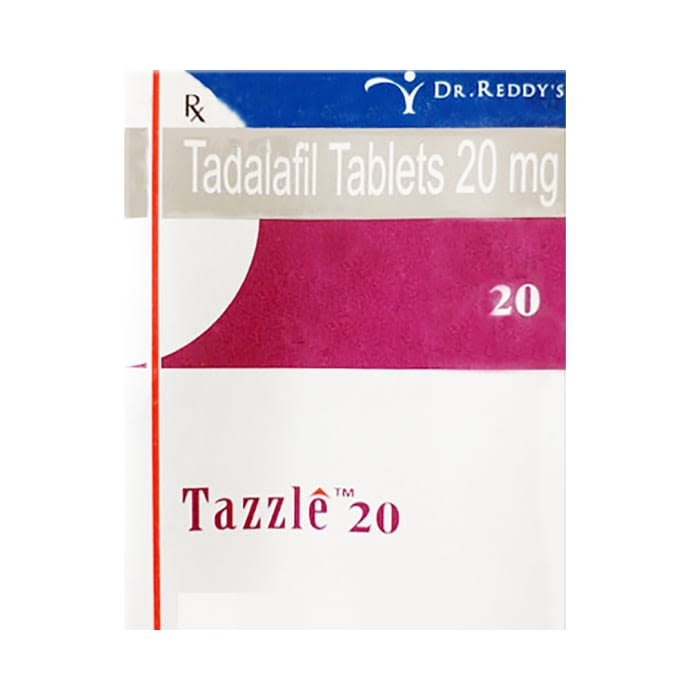 Tazzle 20 Tablet