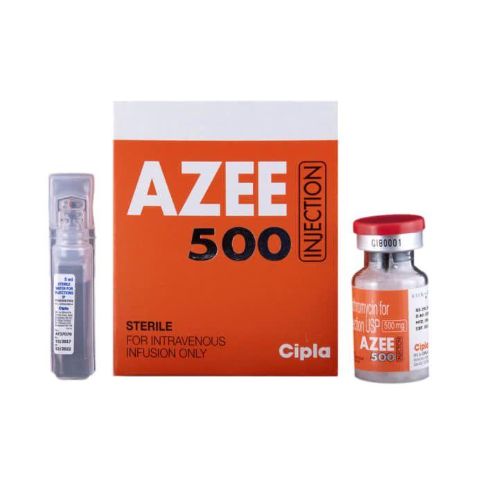 Azee 500 Injection