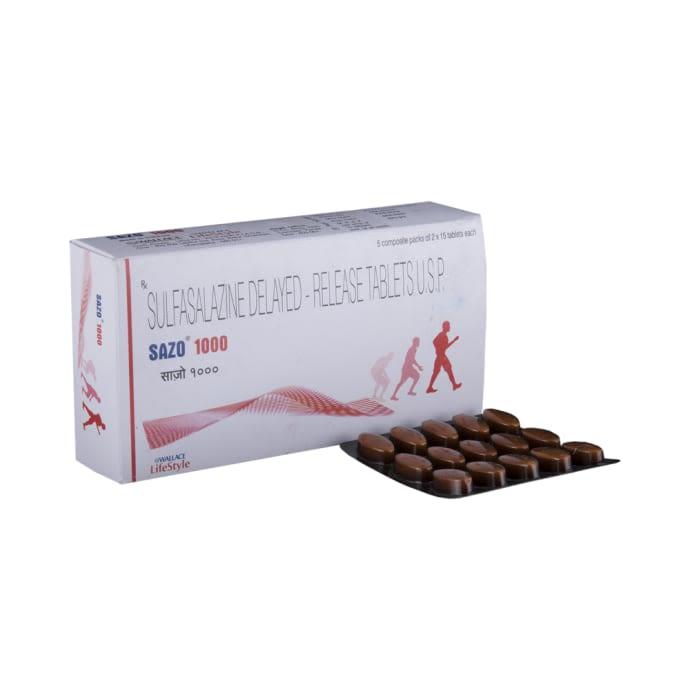 Sazo 1000 Tablet DR