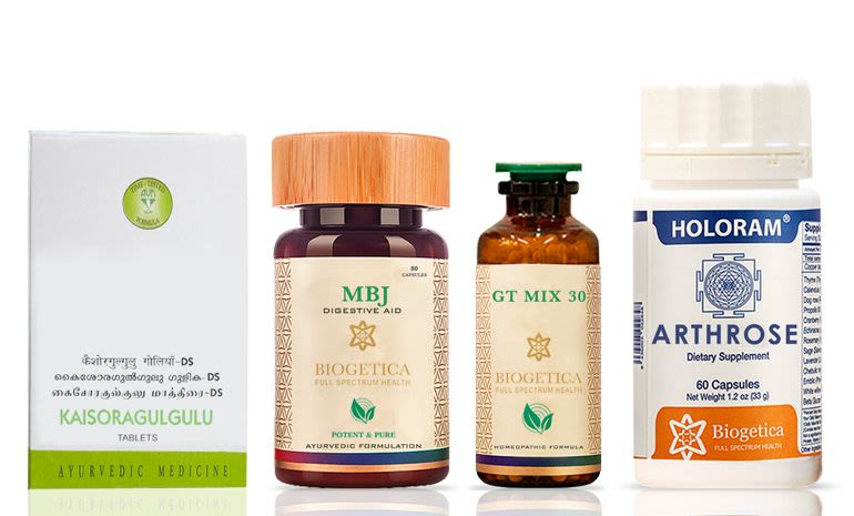 Biogetica Deliverance Kit With Gt Mix 30 Formula