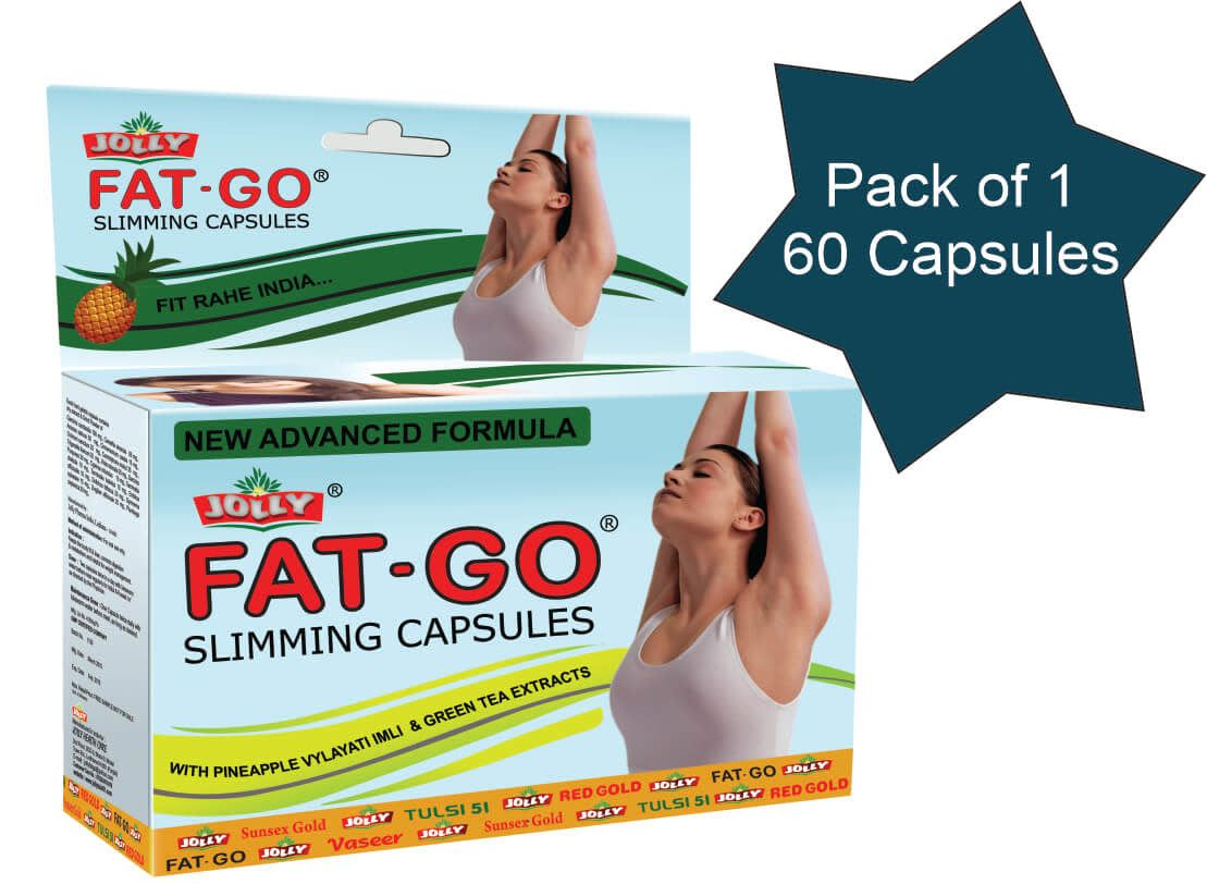 Jolly Fat Go Anti Cellulite Massage Oil (Pack of 1)