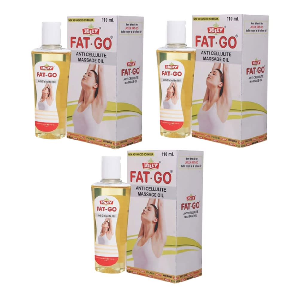 Jolly Fat Go Slimming Capsules (Pack of 3)