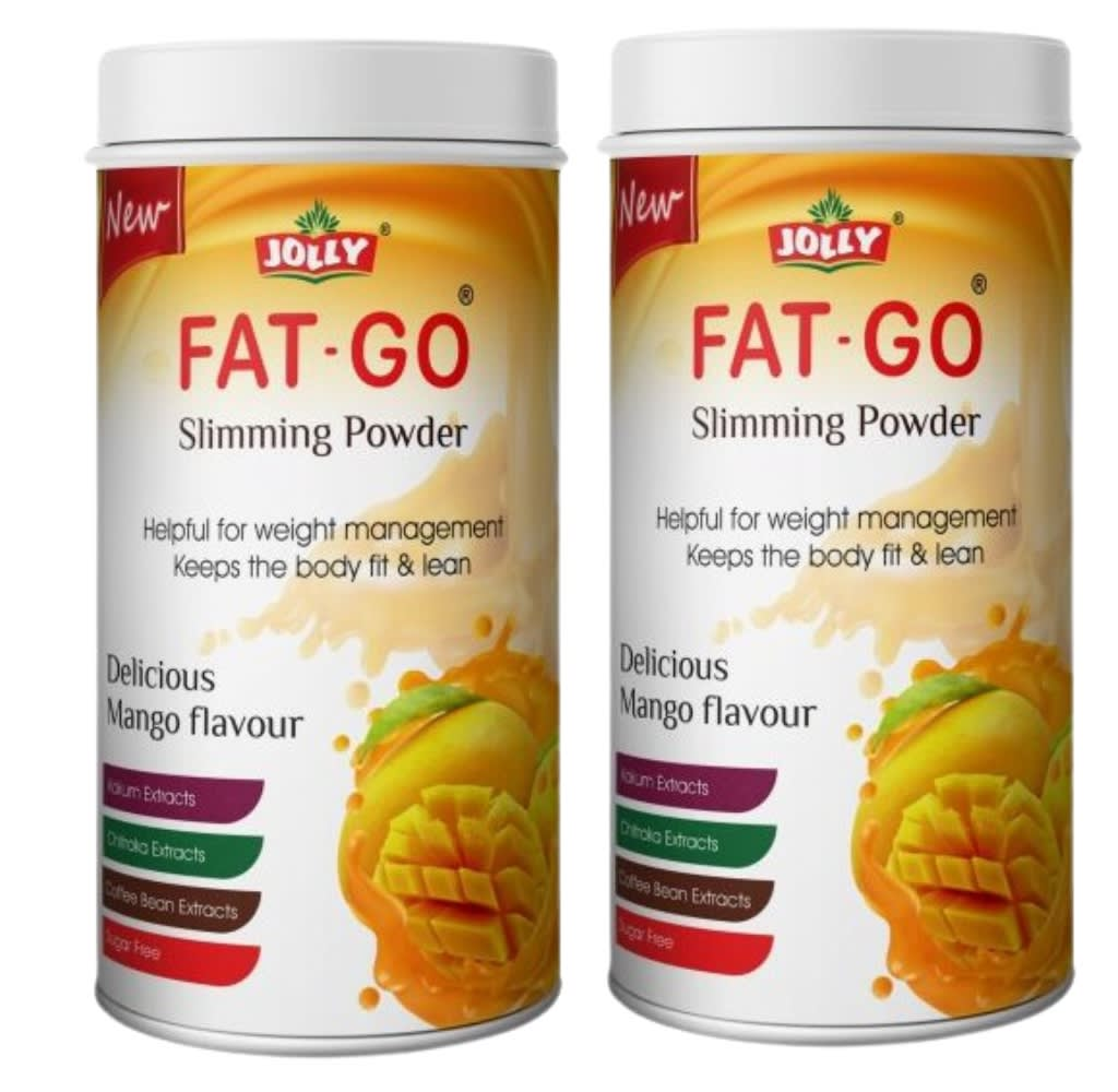 Jolly Fat Go Slimming Powder (Pack of 2)