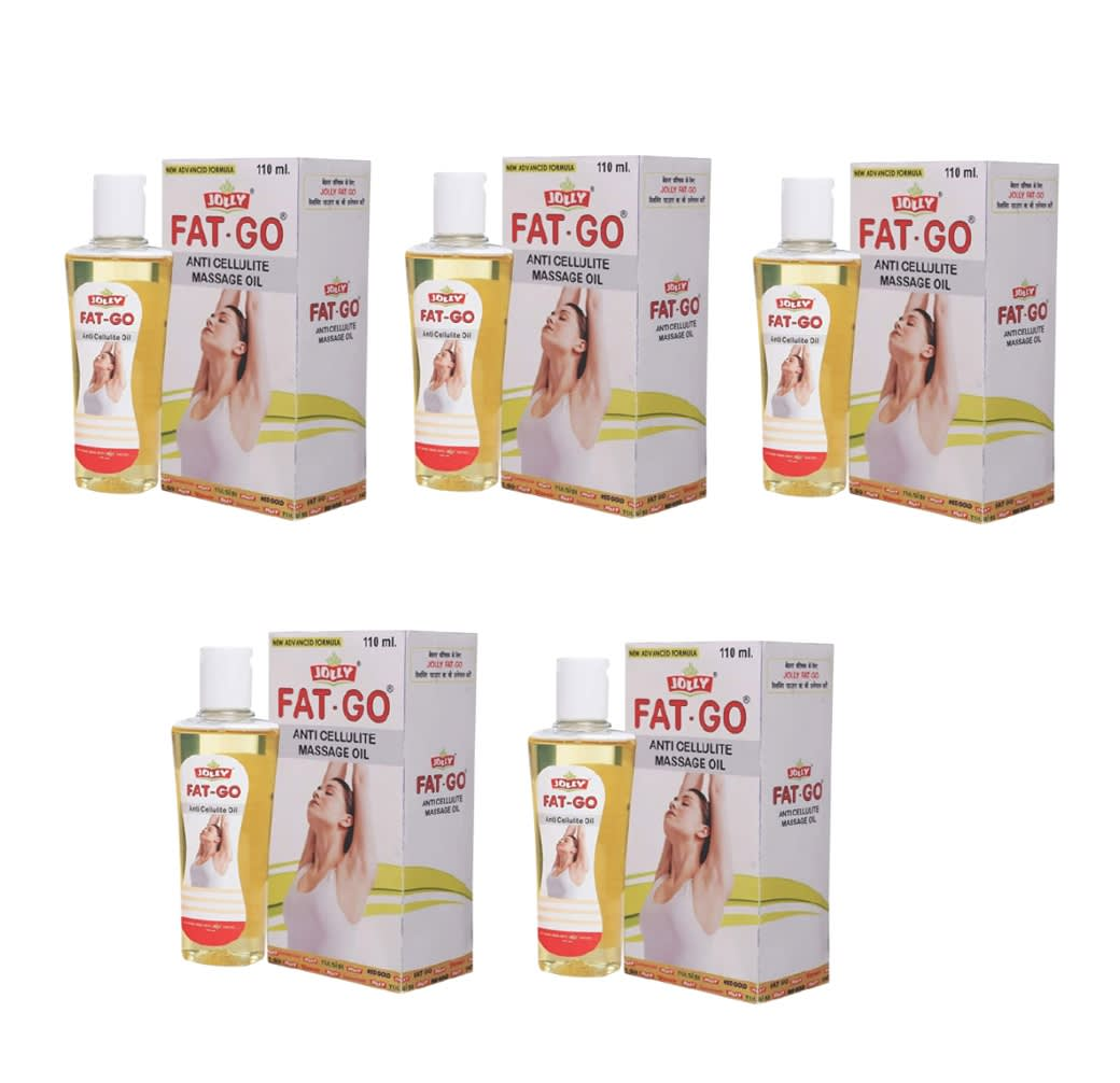 Jolly Fat Go Slimming Capsules (Pack of 5)