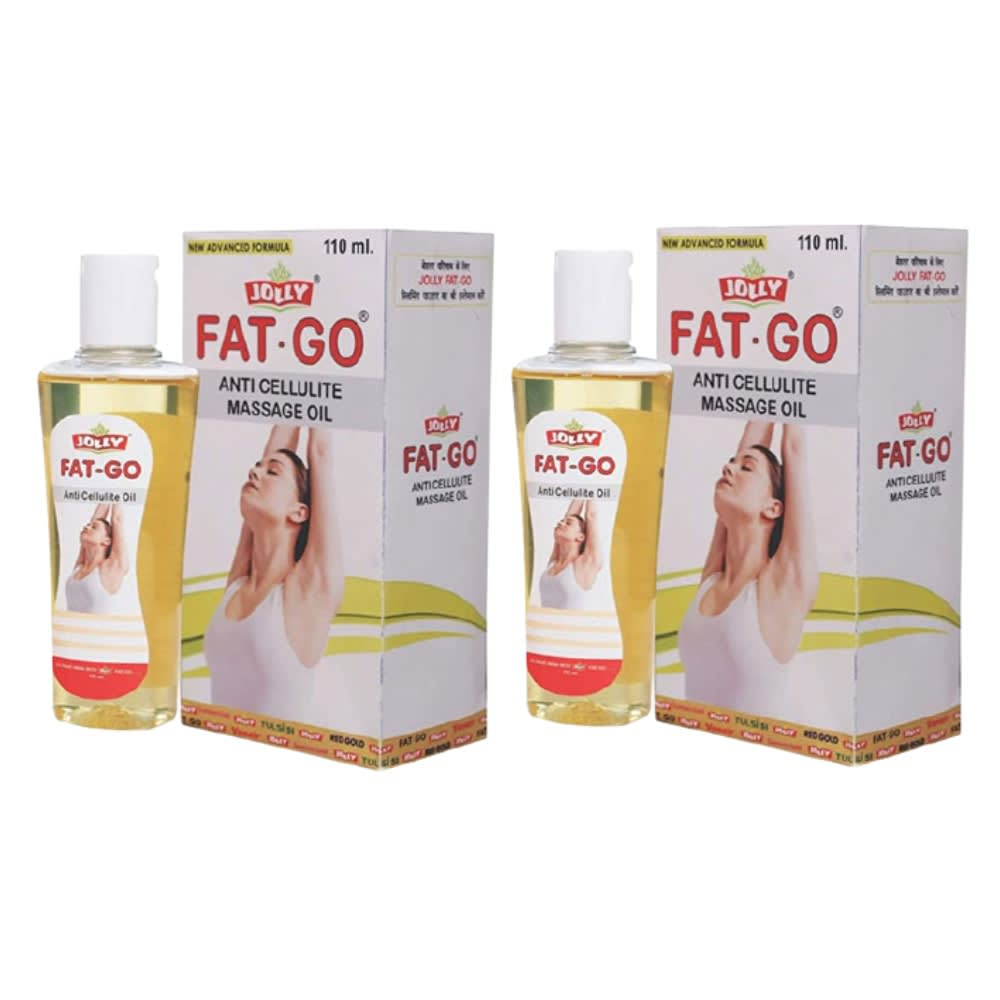 Jolly Fat Go Slimming Capsules (Pack of 2)