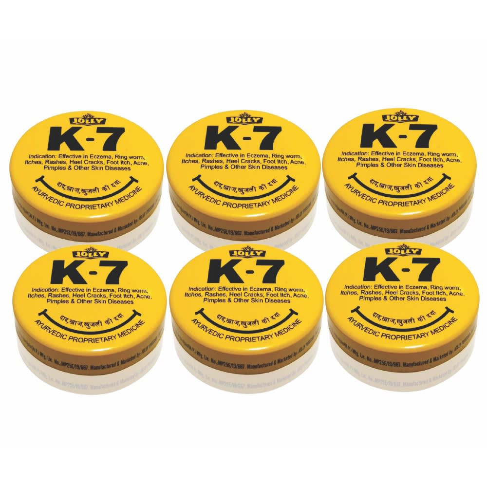 Jolly K-7 Ointment - pack of 6