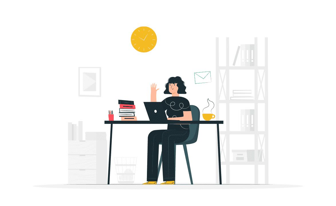 5 tips to make work from home a success!