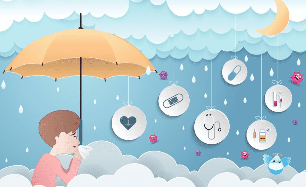 4 Easy-to-Follow Monsoon Health Habits