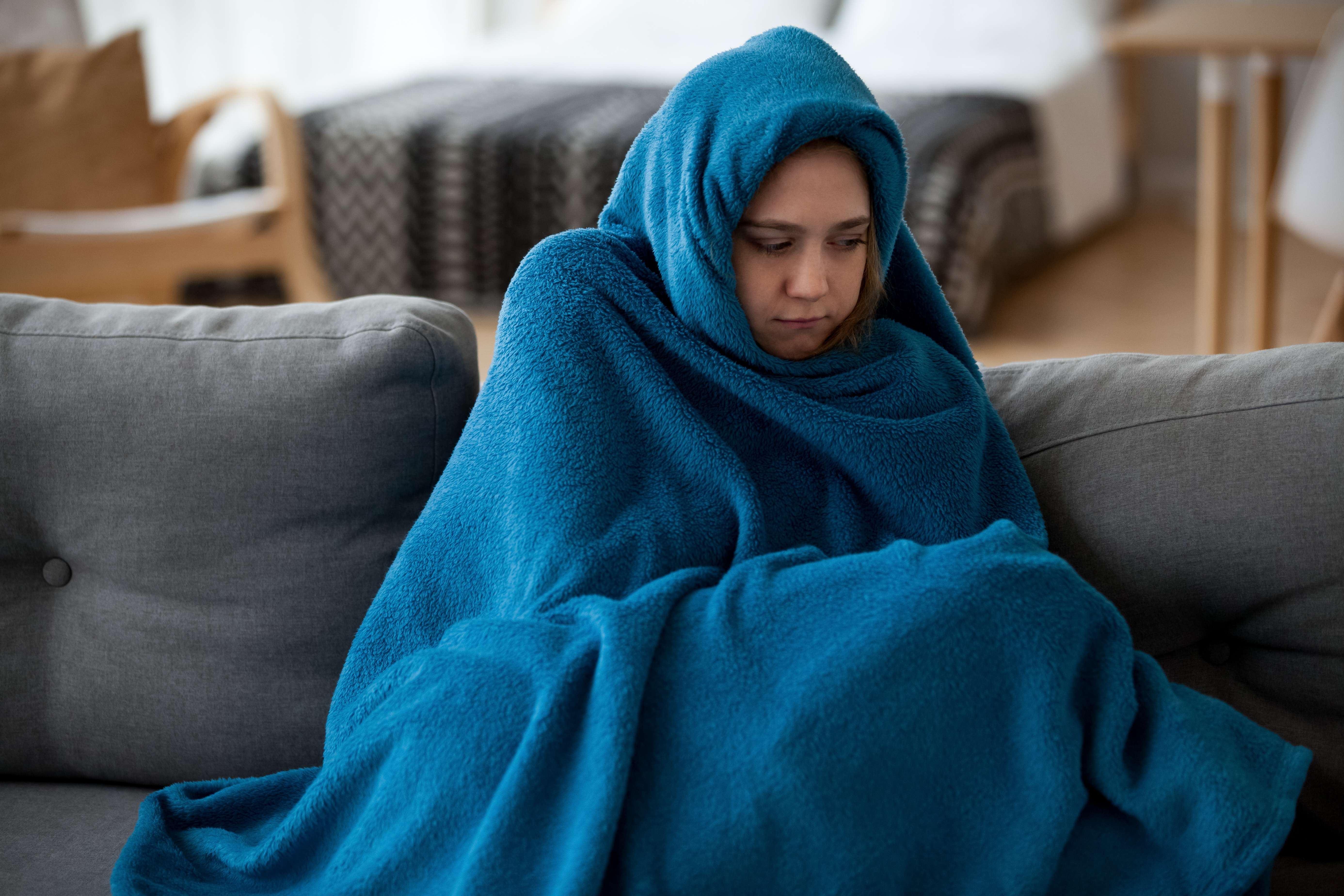 Cold Weather & Feeling Low? It Could be SAD