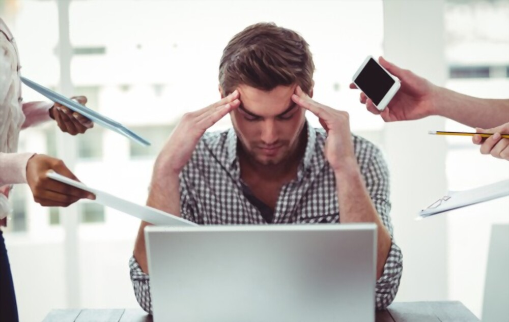 Surprisingly Common Symptoms of Stress You Must Know
