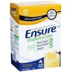 Ensure Diabetes Care Powder Vanilla delight Sugar Free 1kg