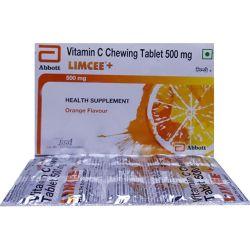 Limcee Plus Tablet Orange
