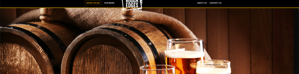 Rough Edges Brewing Website Launched