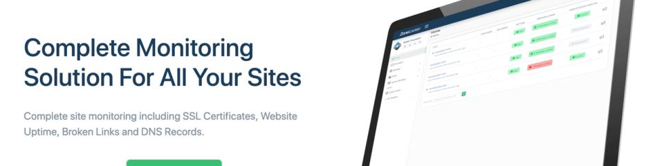 ZoneLocker Website Monitoring Suite Released