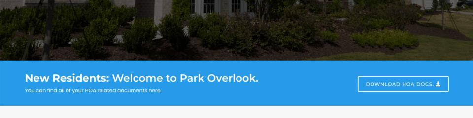 Park Overlook Townhomes
