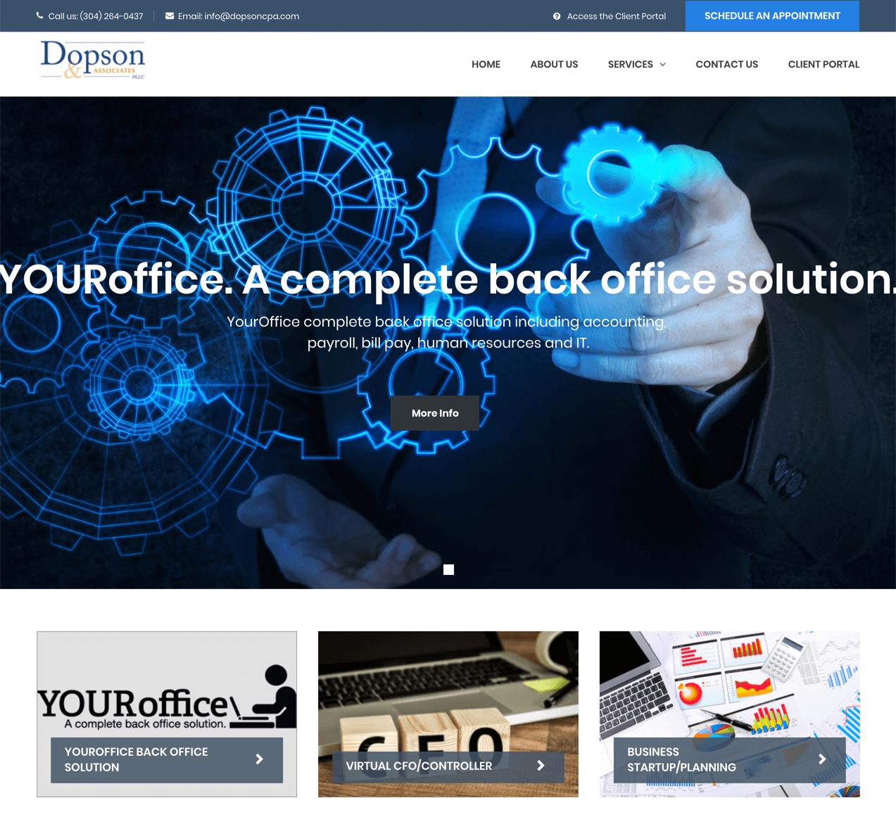Dopson & Associates, PLLC