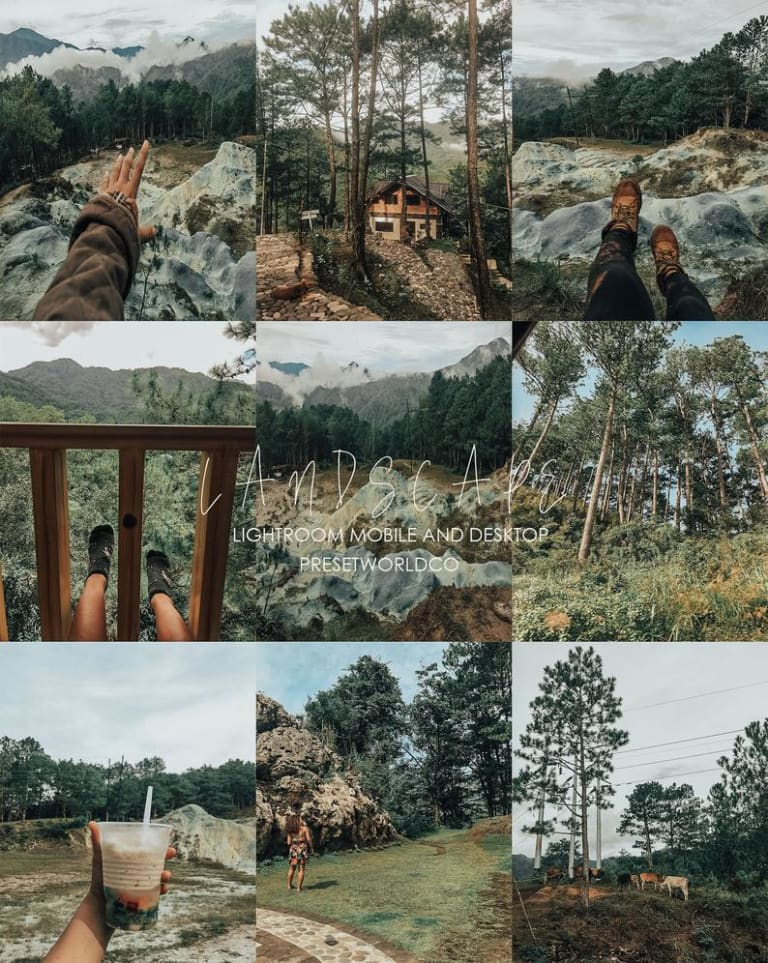 ON SALE - Best Landscape Photography Lightroom Presets for Mobile and Desktop/ Photography/ Outdoor Photography/ Presets/ Lightroom Preset