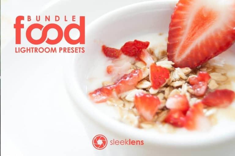 20 Food Flux Lightroom Presets