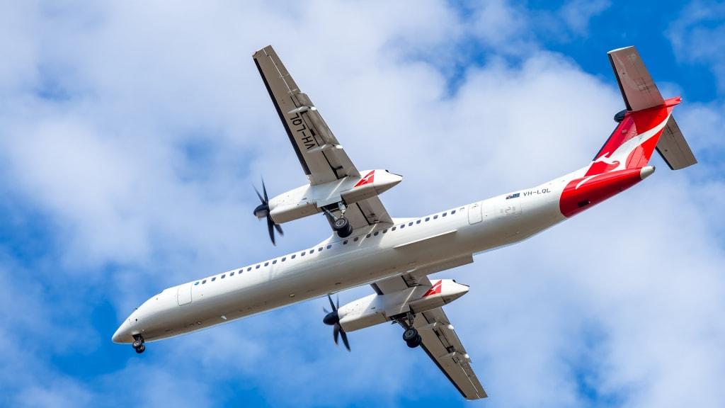 Bombardier DHC-8-402Q Dash 8