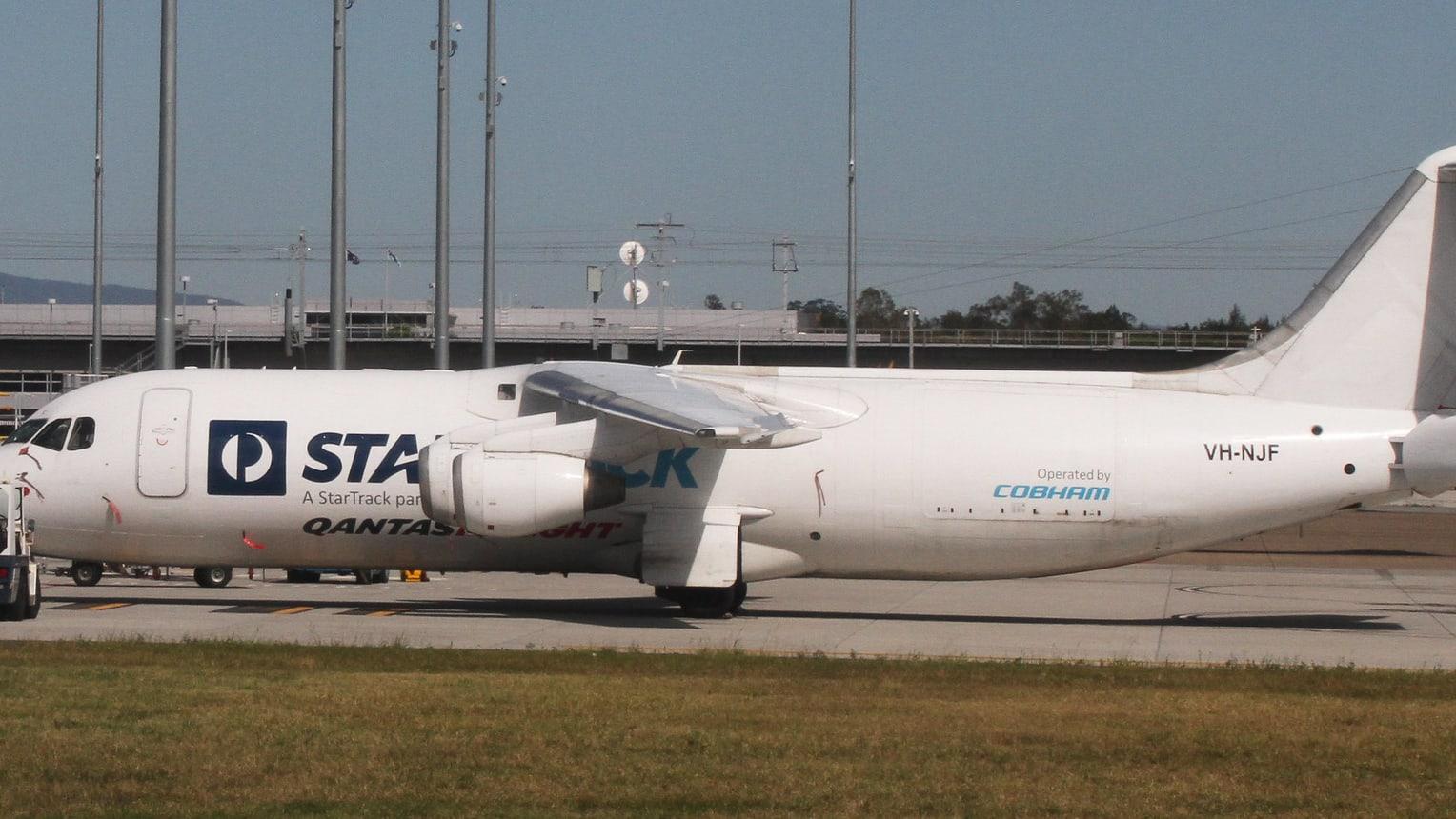 British Aerospace 146-300QT