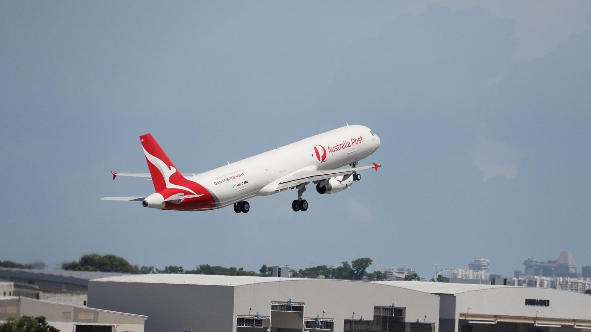 Airbus A321-231(P2F)
