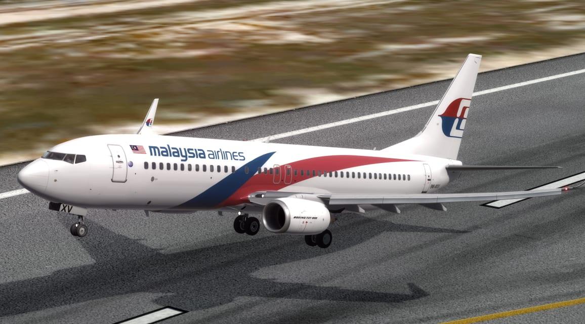 MAS B738