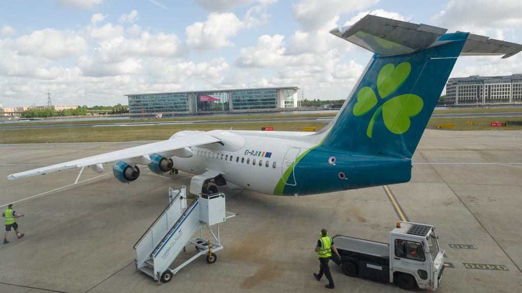 Avro RJ85 Avroliner/BAe 146-200