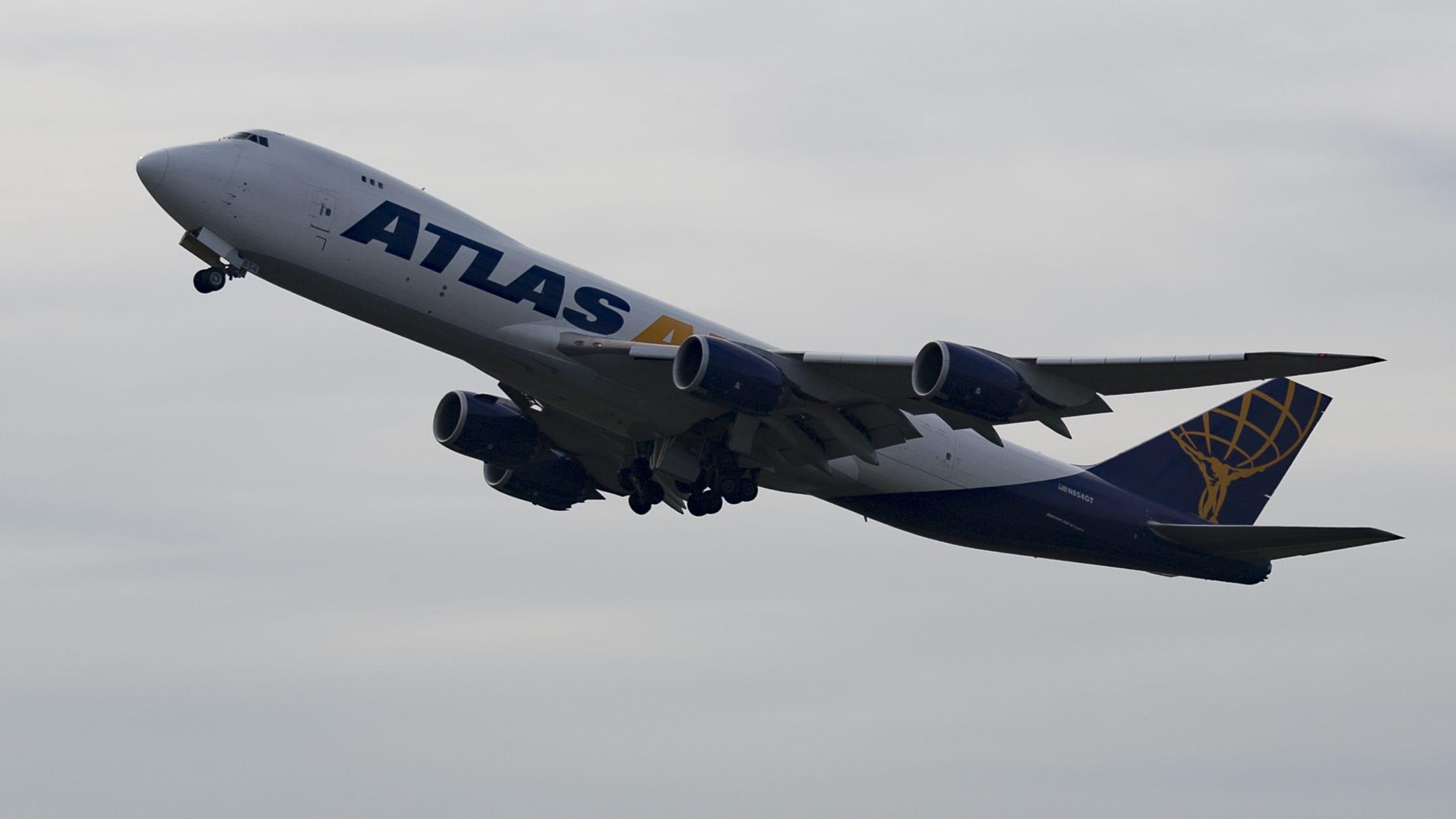 Boeing 747-87U(F)
