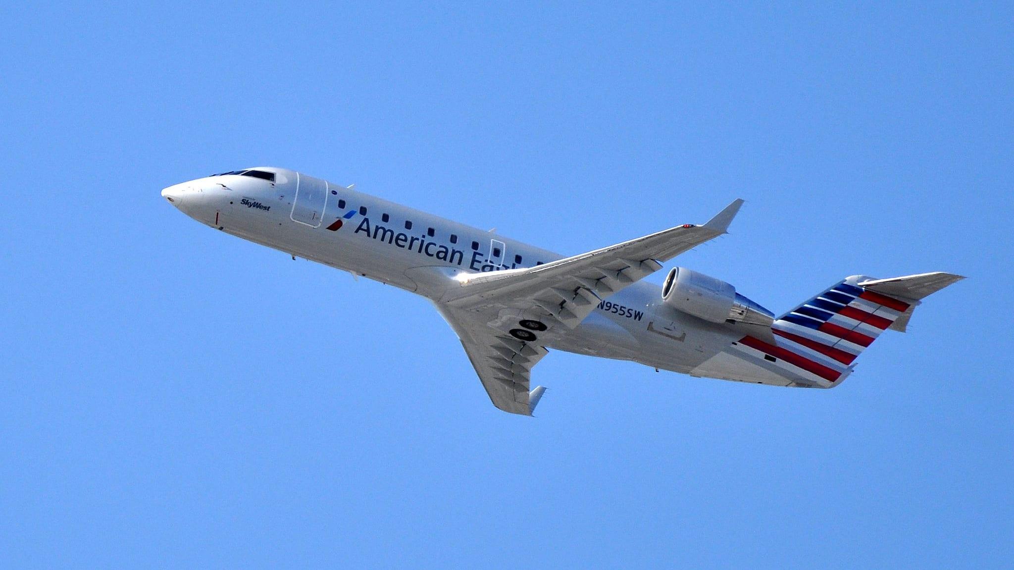 Bombardier CRJ-200ER (CL-600-2B19)