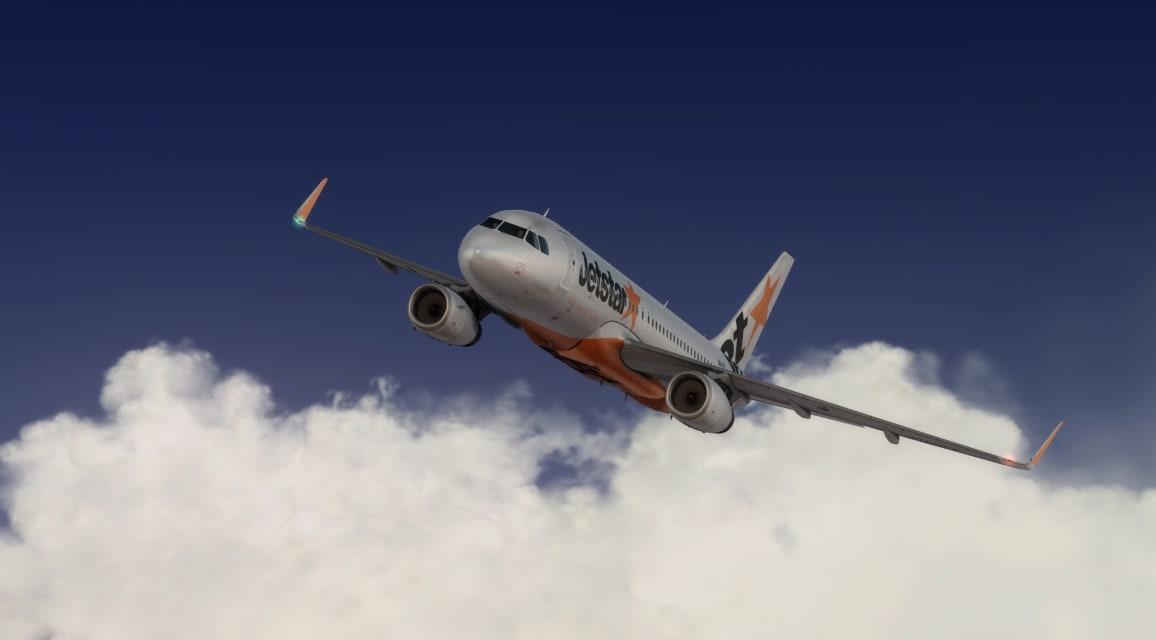 JST A320