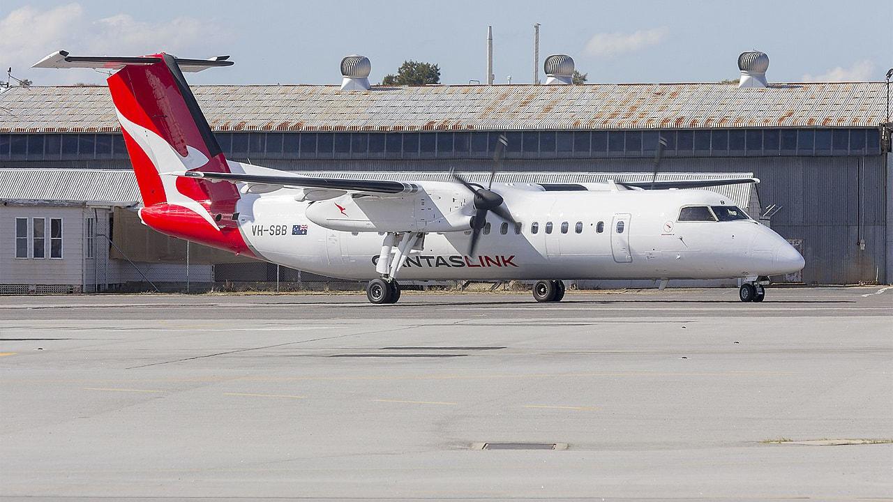 Bombardier Dash 8 Q300