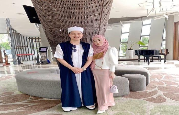 Info Terkini, 6 Hal dari Curhatan Larissa Chou Usai Gugat Cerai Anak Almarhum Arifin Ilham