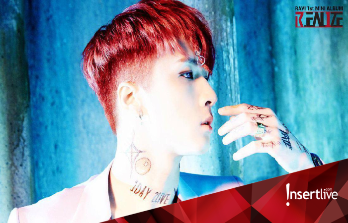 Hmmm, Dihujat karena Lirik Sensual Soal Red Velvet, Ravi VIXX Minta Maaf