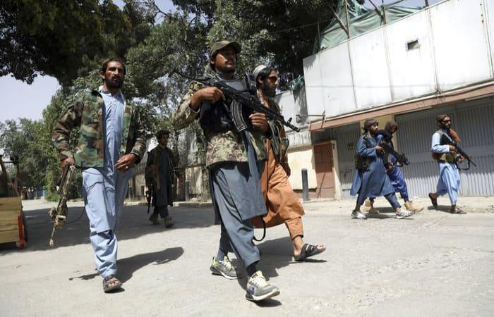 Update, Viral Gaya Hypebeast Pasukan Taliban, Pakai Outfit Hampir Rp 100 Juta