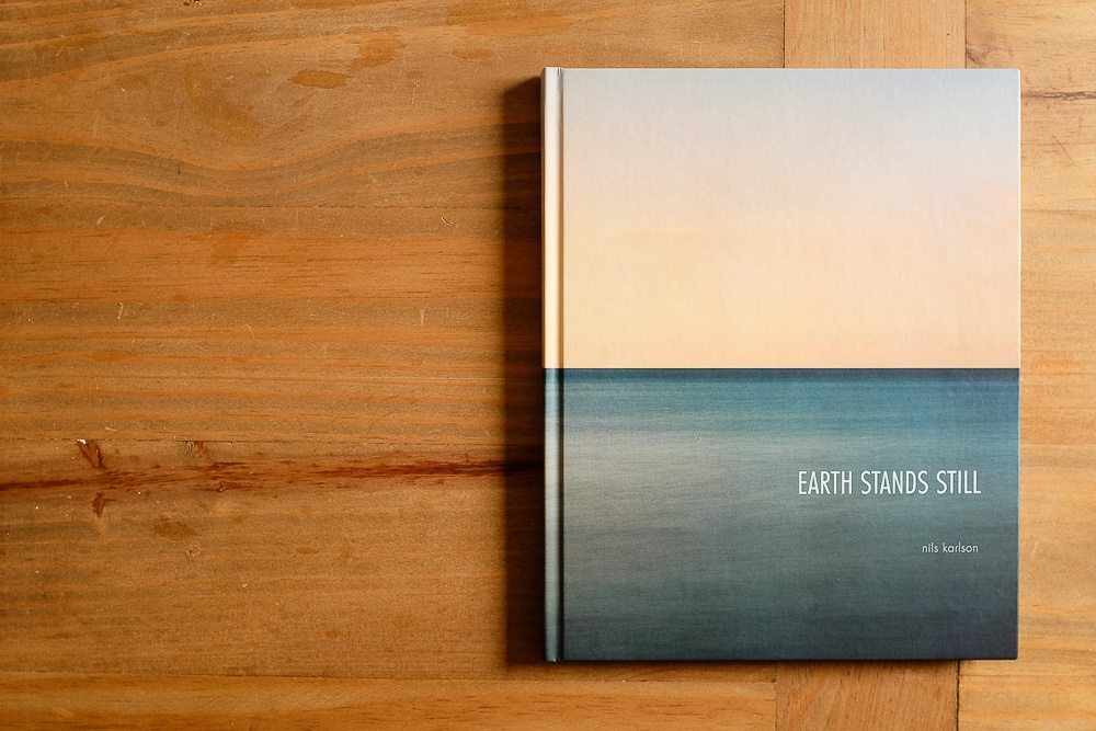 """Earth Stands Still"" - a book by Nils Karlson"