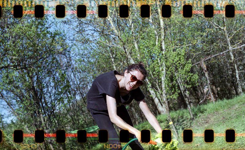 Hasselblad + 35mm film by Marian Chinciusan