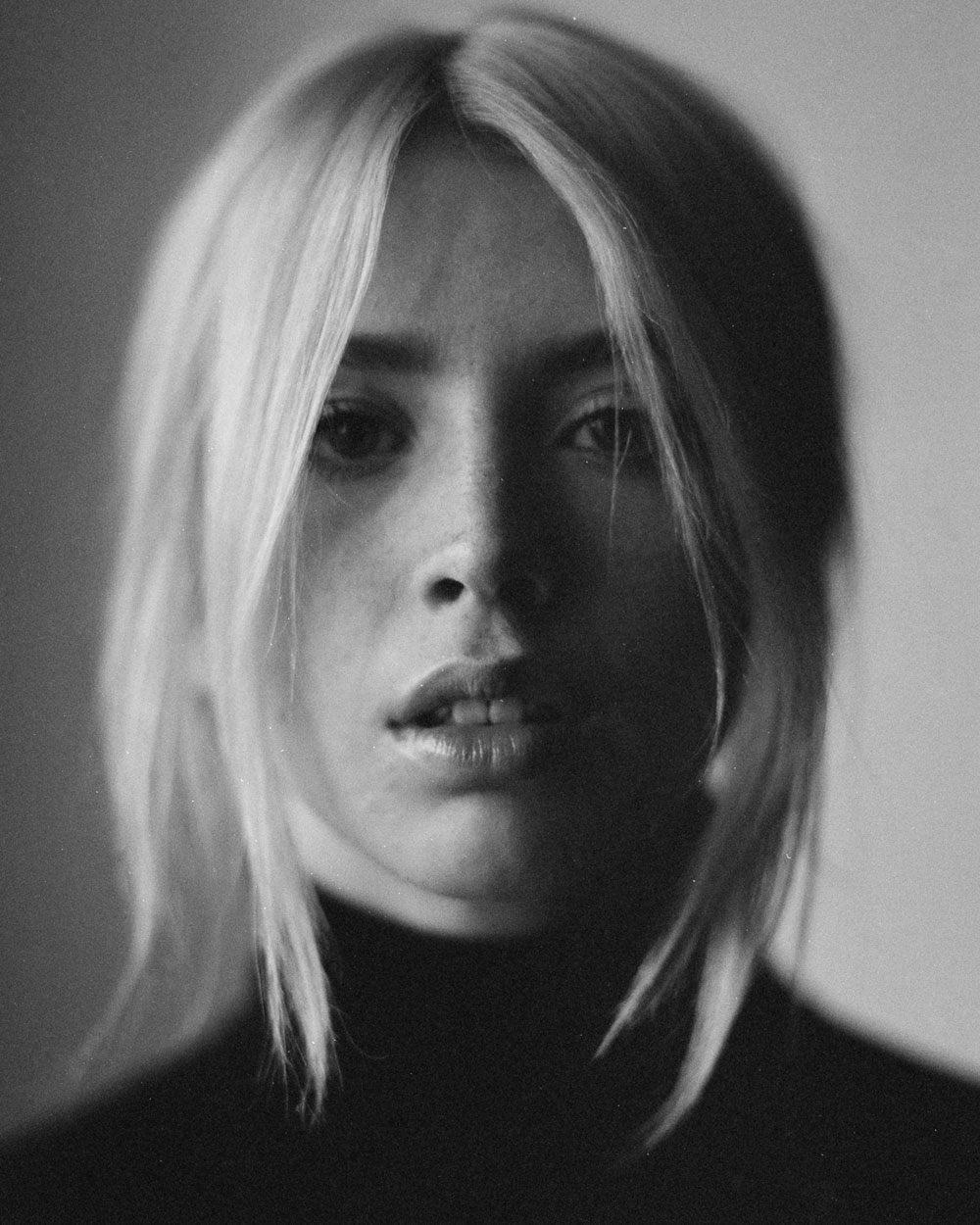 Chris Henderson: Portraits on film