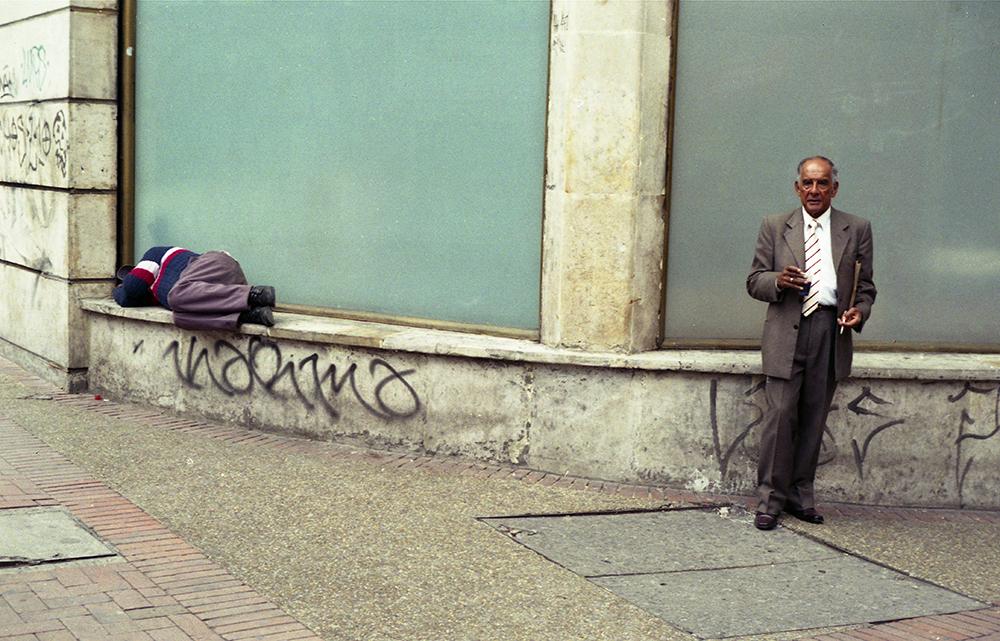 On Streets on Analog.