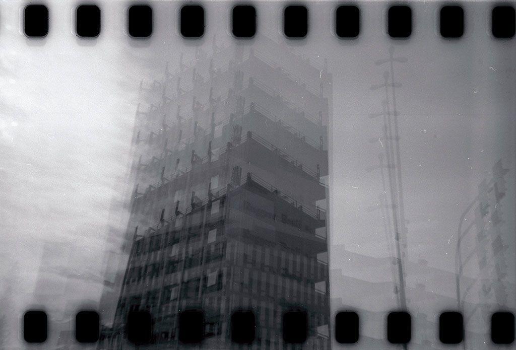 Blurred lines by George Felea