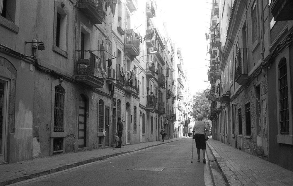 Frederic Navarro Cifani: Street photography in Barcelona and kids