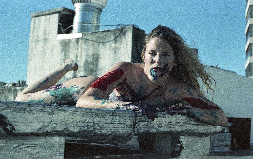 Katya Simkin: Body painting