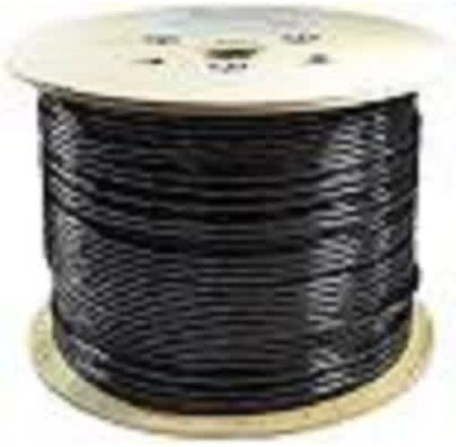 Onitshamarket - Buy Spool of Outdoor Shielded cat6 FTP cable 1000' with ESD Drain wire Cables